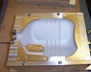 Single Cavity Gallon Mold