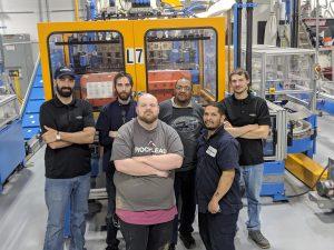 Rocheleau 10 Stevens 3rd shift Team