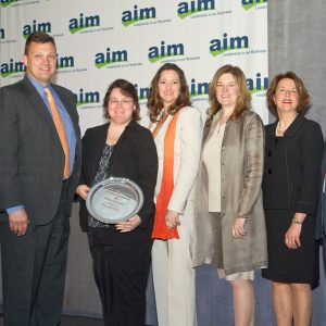 AIM Global Trade Award 2011
