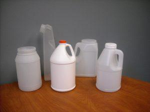 Industrial bottles