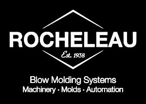 Rocheleau Tool white logo