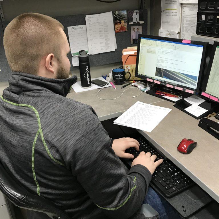 Zack Rocheleau, Customer Service