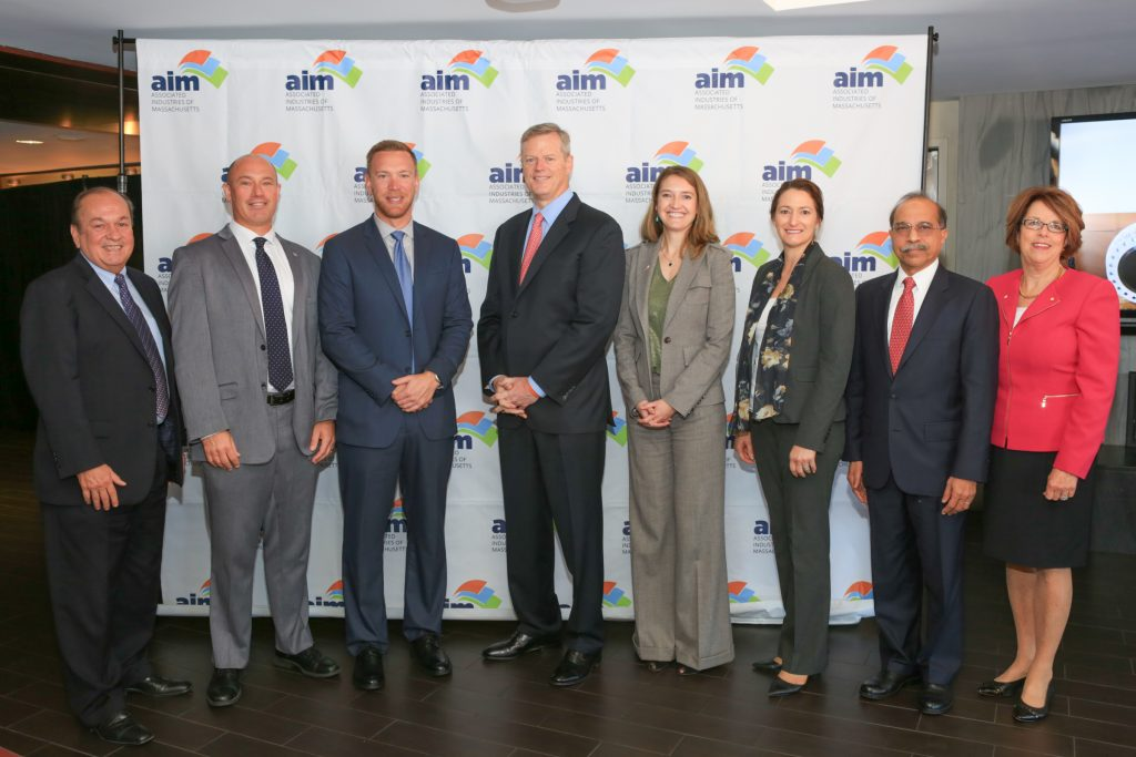 AIM Trade Symposium Cathy Gov Baker 10.2016