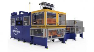 RS-90 Custom Blow Molding Systems